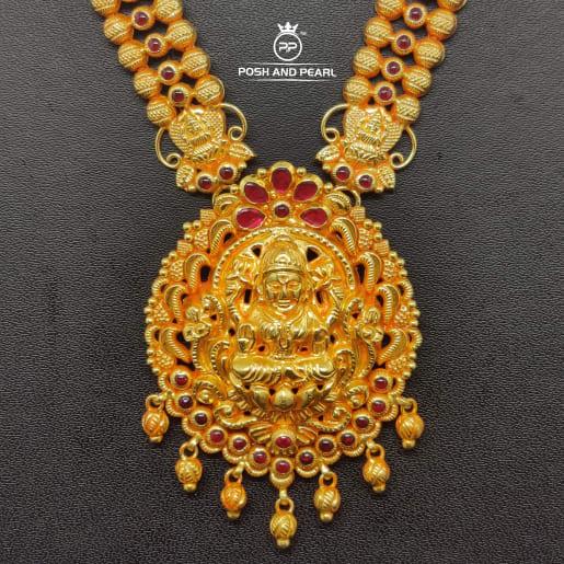 Lakshmi Designer Haram 2