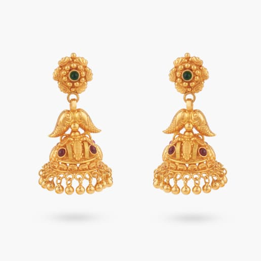 Surabhi Traditional Jhumka