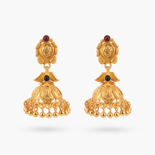 Urvi Traditional Jhumka