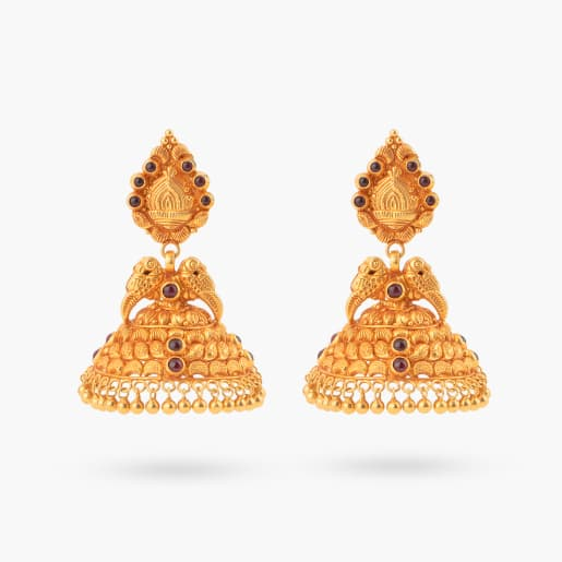 Farha Traditional Jhumka