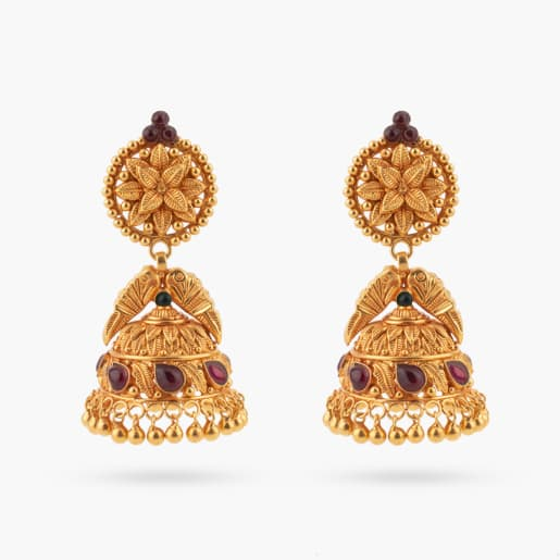 Jhalak Traditional Jhumka