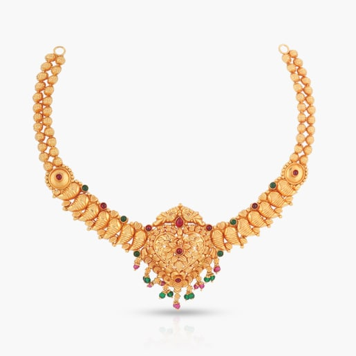 Usha Traditional Necklaces