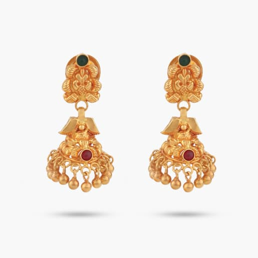 Sonali Traditional Jhumka