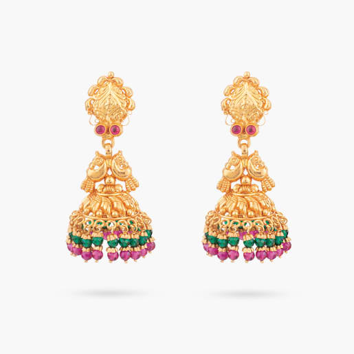 Shilika Traditional Jhumka