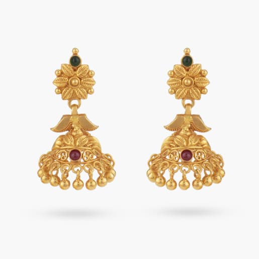 Shivani Traditional Jhumka