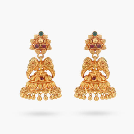 Mridula-traditional-jhumka