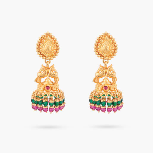 Kumari Traditional Jhumka