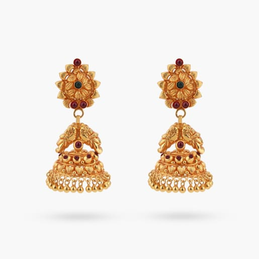 Kushboo Traditional Jhumka