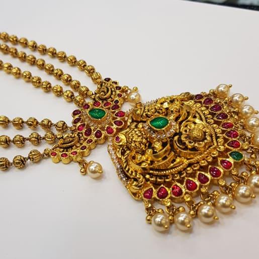 Peacock Nakas
