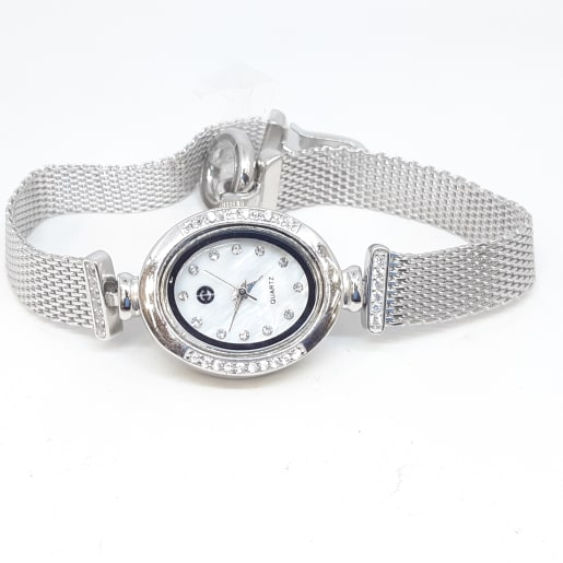 Rounded Stone Watch