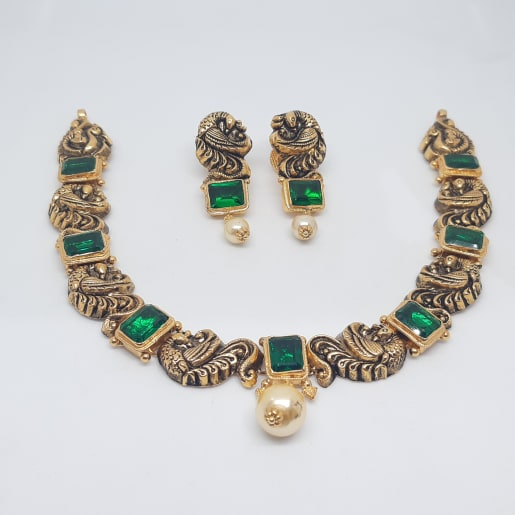 Vidya Necklace Set