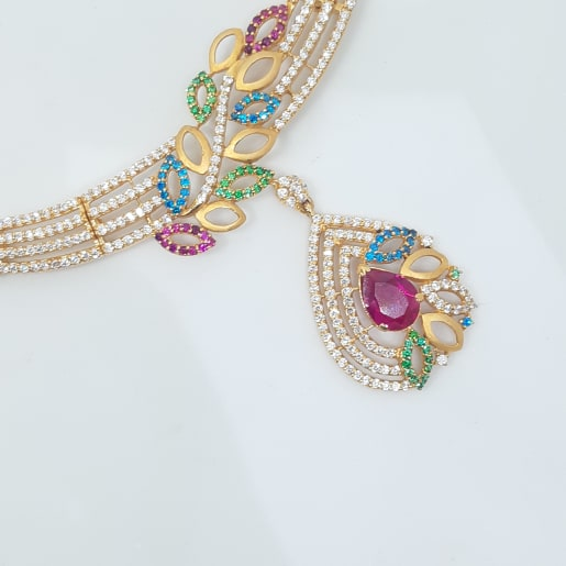 Shwetha Necklace