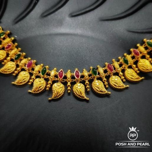 Mango Necklace Pp0225