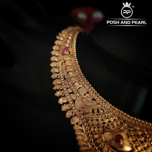 Bombay Necklace Pp0245