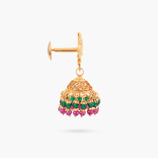 Chandhanee Traditional Jhumka