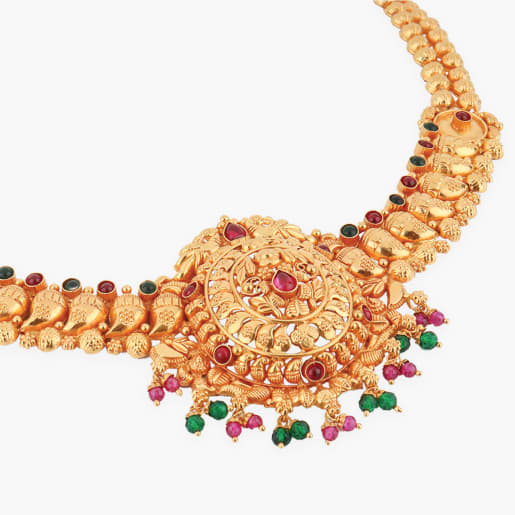 Nvaijayanthi Traditional Necklaces