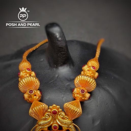 Laxmi Gundu Gope Necklace Pp0047