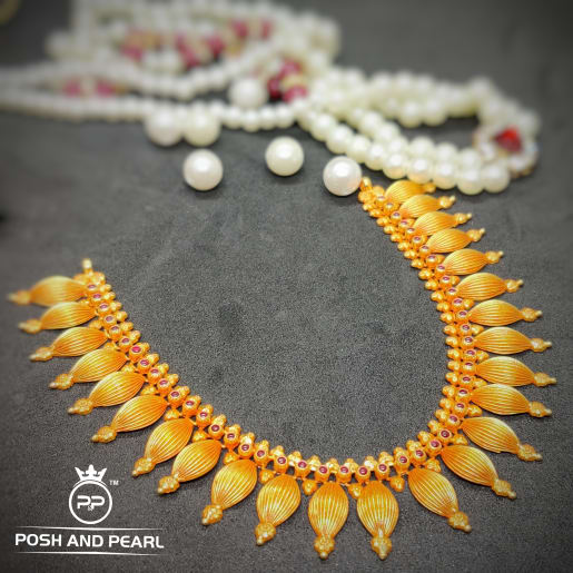 Jowmala Patti Necklace Pp0048