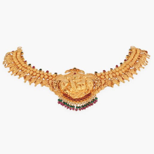 Vanitha Traditional Necklaces