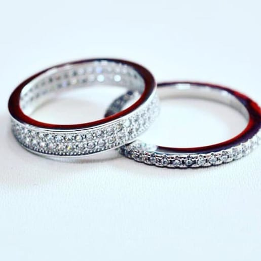 Silver Micro Band Fingerings