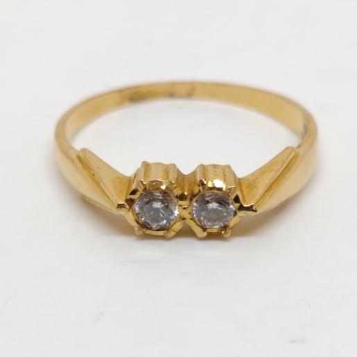 Rekha Cz Ring