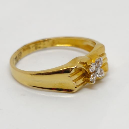 Chaaruchandra Ring