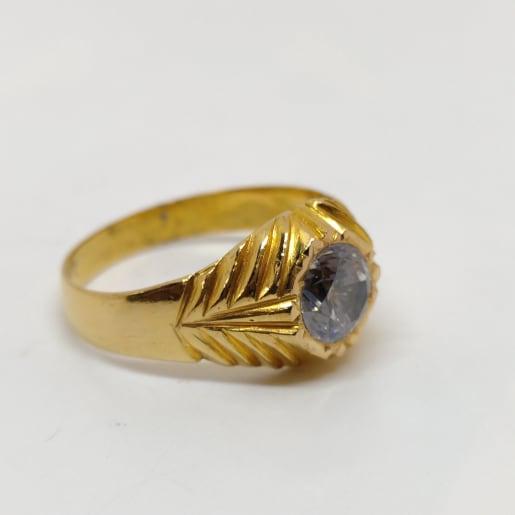 Chakradhar Cz Ring