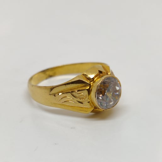 Chakravartee Cz Ring