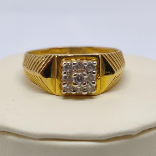 Chakresh Cz Ring