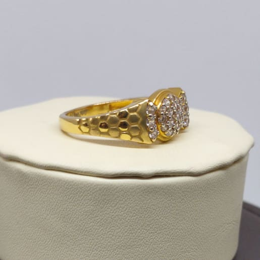 Chamanlal Cz Ring