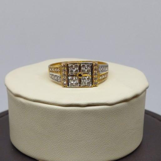 Champak Cz Ring