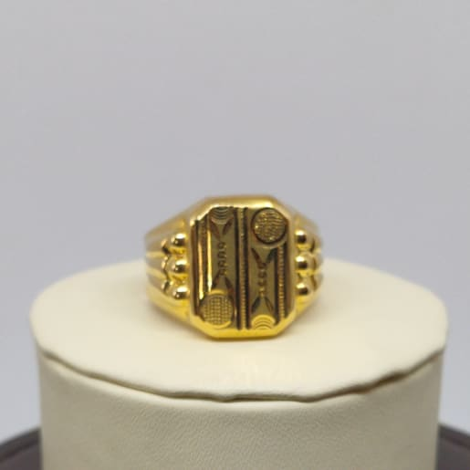 Chanchareek Cz Ring