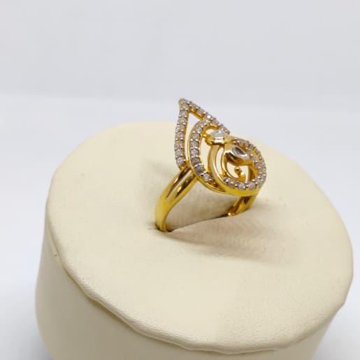 Tanmaya Cz Ring