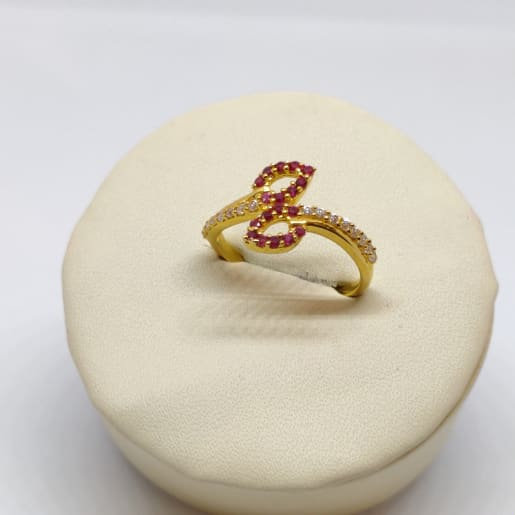 Tanmayee Cz Ring