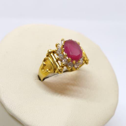 Tanushri Stone Ring