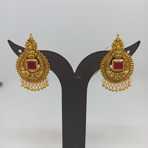 Lakshmi Chaand Bali Earring For Her