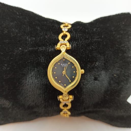 Titan Raga Watch Design 2