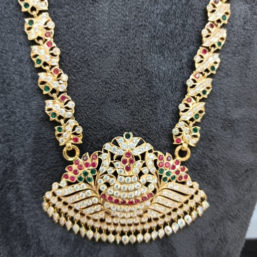 Arpitha Colorstone Necklace