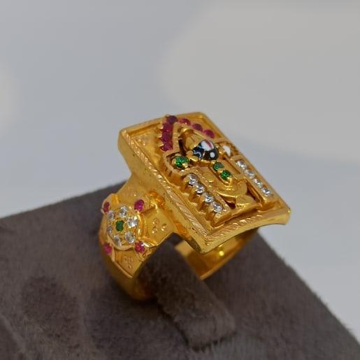 Balaji Cz Ring For Him