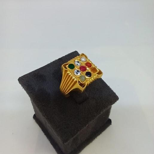 Navratna Ring For Man