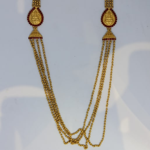 Lakshmi Gold Necklace