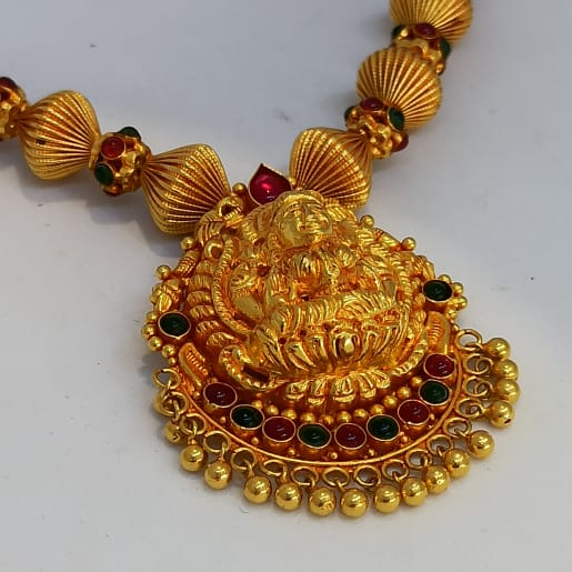 Lakshmi Bead Necklace