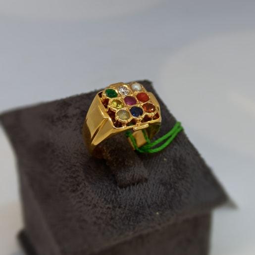Narvaratana Ring