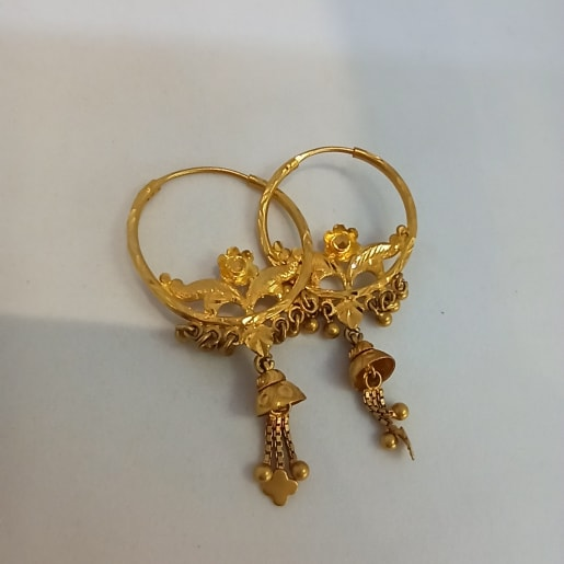 Dhani Traditional Earrings