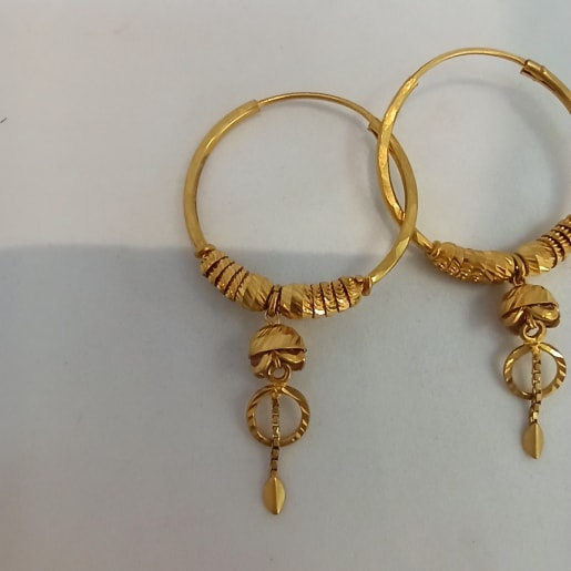 Jhanvi Traditional Earrings