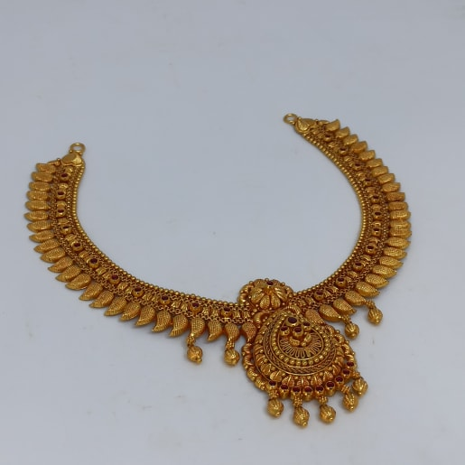 Anuradha Temple Necklace
