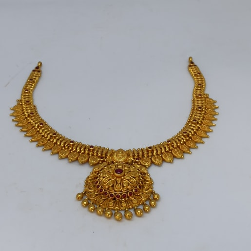 Rekha Antique Necklace