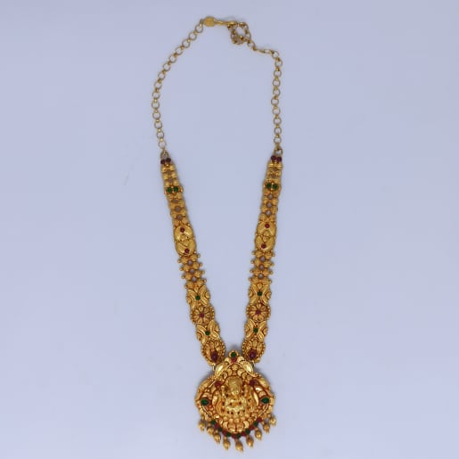 Lakshmi Bead Mala Necklace 2