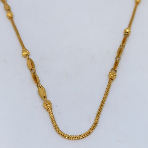 Shanku Snake Chain