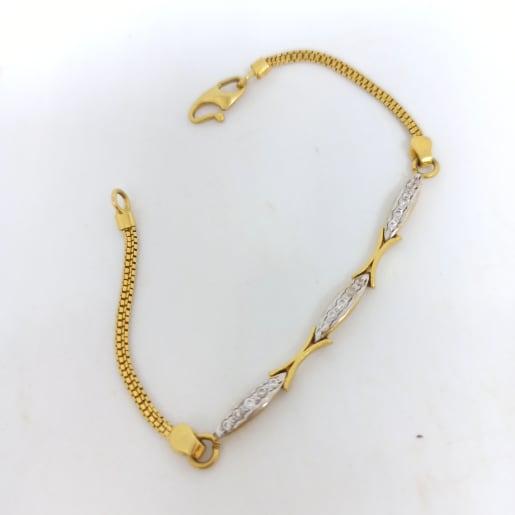 Box Cz Bracelet